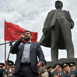 "AFP/""Scanpix"" nuotr./Denisas Pušilinas"