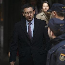 """Reuters""/""Scanpix"" nuotr./Josepas Maria Bartomeu"