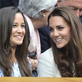 """""""Reuters""""/""""Scanpix"""" nuotr./Pippa Middleton ir Kembridžo hercogienė Catherine"""