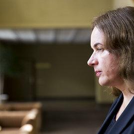 Irmanto Gelūno / 15min nuotr./Teisingumo ministrė Milda Vainiutė susitiko su LSDP frakcija