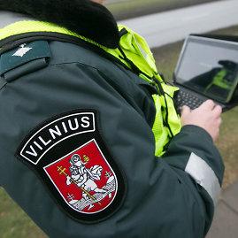 Juliaus Kalinsko / 15min nuotr./Vilniaus policija