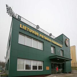 Juliaus Kalinsko / 15min nuotr./Lietuvos futbolo federacija