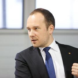 Juliaus Kalinsko / 15min nuotr./Žygimantas Mauricas