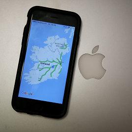 """""""Scanpix""""/""""PA Wire""""/""""Press Association Images"""" nuotr./""""Apple"""" Airijai turės sumokėti 13 mlrd. eurų"""