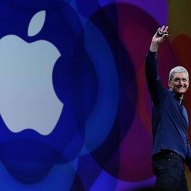 "Scanpix nuotr./""Apple"" konferencija WWDC"