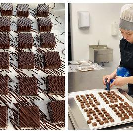 Sugrįžusi iš emigracijos Karolina išpildė svajonę – gamina rankų darbo šokoladą