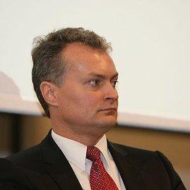 Andriaus Ufarto/BFL nuotr./G.Nausėda teigia, jog ateinančius dvejus ar trejus metus Lietuva gyvens stagfliacijos laikotarpiu.