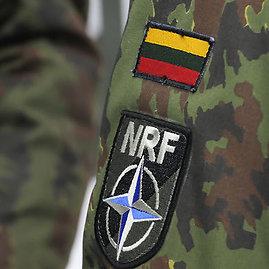 NATO greitojo reagavimo pajėgos (NRF)