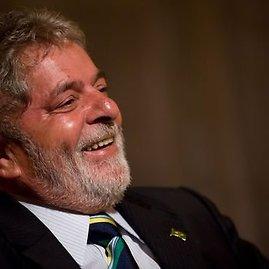 "AFP/""Scanpix"" nuotr./Brazilijos prezidentas Luizu Inacio Lula da Silva"