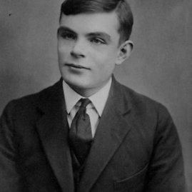 Wikimedia Commons/ Maksim nuotr./Alanas Turingas
