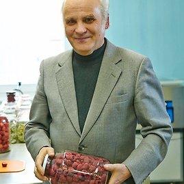 Biochemikas Pranas Viškelis