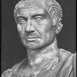 LEM iliustr. Imperatorius Gajus Julijus Cezaris pertvarkė sudėtingą ir painų romėniškąjį kalendorių./Wikipedia.com)