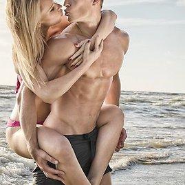 """""""Bikinio porelė"""". Žilvinas ir Eva"""