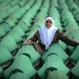 Bosnijos karas pareikalavo daugybės aukų
