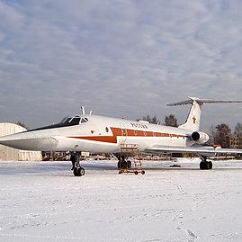 Rusijos gynybos ministerijos nuotr./Tu-134UBL