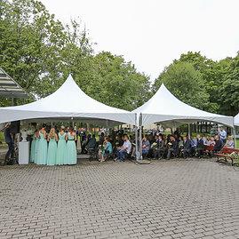 Irmanto Gelūno / 15min nuotr./Viktorijos Perminaitės ir Paulo Edwardo Emanuelio vestuvių akimirka