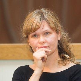 Irmanto Gelūno / 15min nuotr./Kultūrologė Violeta Davoliūtė