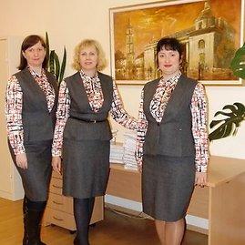 LAT nuotr./Aukščiausiojo Teismo bendrosios raštinės darbuotojos