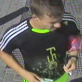 Vilniaus policijos nuotr./Įtariamasis