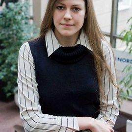 Šarūno Mažeikos/BFL nuotr./DnB NORD vyresnioji analitikė Indrė Genytė-Pikčienė