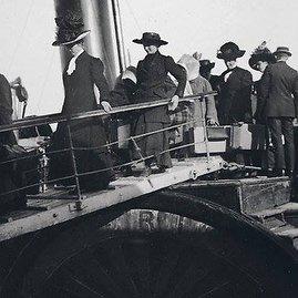 Edvardo Žičkaus nuotr./Pirmosios klasės keleiviai