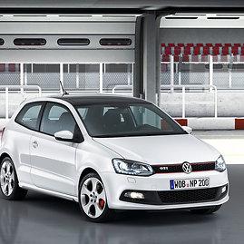 "Gamintojų nuotr./""Volkswagen Polo"" GTI"