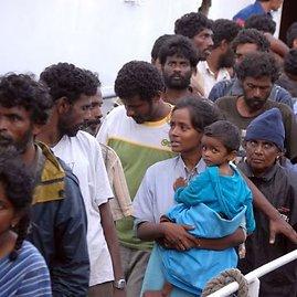 AFP/Scanpix nuotr./Pabėgėliai