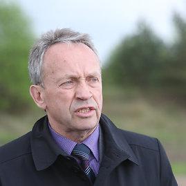 Juliaus Kalinsko/15min.lt nuotr./Aplinkos viceministras Algirdas Genevičius