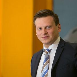 Juliaus Kalinsko / 15min nuotr./Mero pavaduotojas Valdas Benkunskas