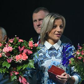 Juliaus Kalinsko / 15min nuotr./Geriausia moterų A lygos žaidėja Ana Alekperova