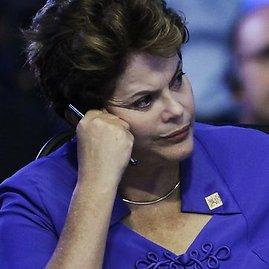 """Reuters""/""Scanpix"" nuotr./Brazilijos prezidentė Dilma Rousseff"