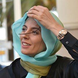 "AFP/""Scanpix"" nuotr./Leila Hatami"