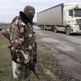 """""""Reuters""""/""""Scanpix"""" nuotr./Ukrainos karys prie Krymo sienos"""