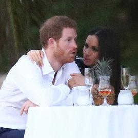 Vida Press nuotr./Princas Harry ir Meghan Markle draugų vestuvėse Jamaikoje