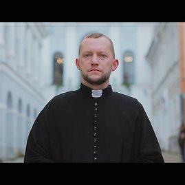 """Petro Skukausko nuotr./Tomas Sinickis vaizdo klipe """"Vilnius"""""""