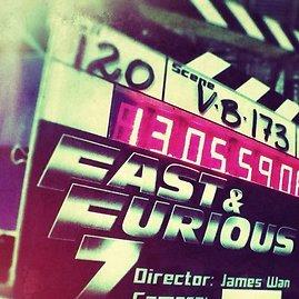"""""""Instagram"""" nuotr./Režisierius Jamesas Wanas pranešė apie atnaujintus """"Greitų ir įsiutusių 7"""" darbus"""