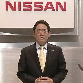 """Nissan"" nuotr./Shoichi Miyatani, NISMO vadovas"