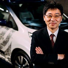 """""""Nissan"""" nuotr./Takao Asami, """"Nissan"""" vyriausiasis viceprezidentas tyrimams ir pažangiajai inžinerijai"""