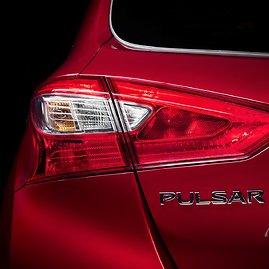 """Nissan"" nuotr./""Nissan Pulsar"""