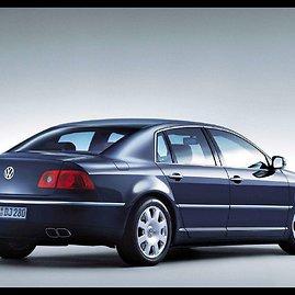 """""""Volkswagen"""" nuotr./""""Volkswagen Phaeton"""" (2002 m.)"""