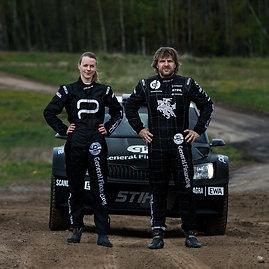 Jurgos Anusauskienės nuotr./Agnė Vičkačkaitė-Lauciuvienė ir Benediktas Vanagas