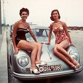 """Scanpix"" nuotr./""Porsche 356"""