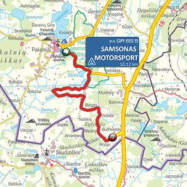 """GR 5 (""""Samsonas Motorsport"""")"""