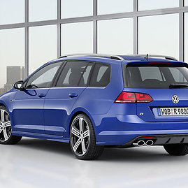 """Volkswagen Golf R"" universalas"