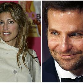"AFP/""Scanpix"" nuotr./Jennifer Esposito ir Bradley Cooperis"