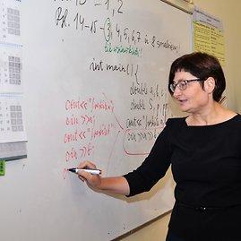 KTU nuotr./KTU Informatikos fakulteto (IF) dėstytoja Renata Burbaitė