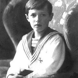 wikimedia.org nuotr./Romanovų dinastijos Rusijos caro Nikolajaus II sūnus Aleksejus