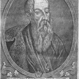 Astikų ir Radvilų giminės pradininkas - Sirpučio sūnus Kristinas iš Kernavės