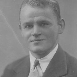 Januszo Tłomakowskio portretinė nuotrauka