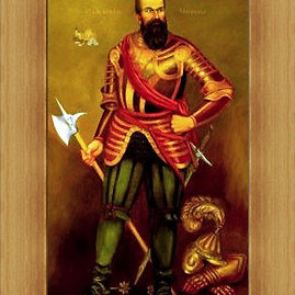 Kunigaikštis Mikalojus Radvila Juodasis